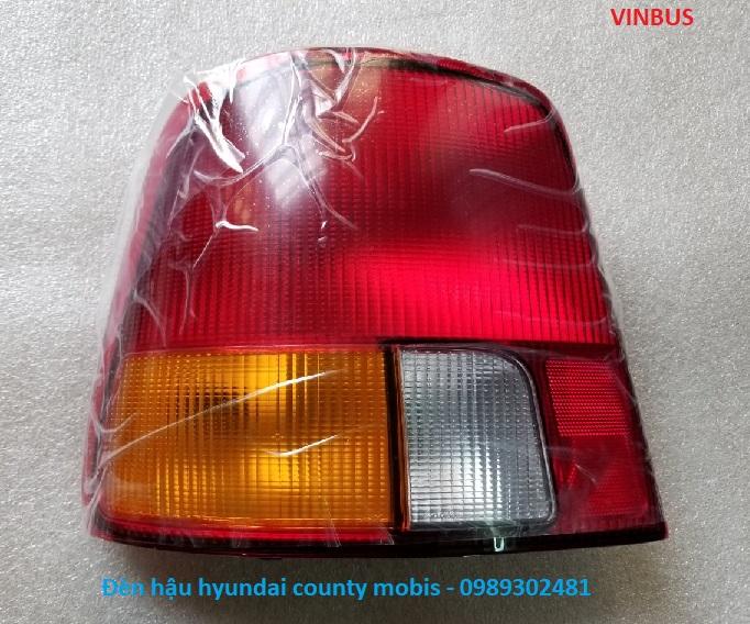 Đèn hậu Hyundai County, đèn hậu 29 chỗ limousine, đèn hậu county limousine