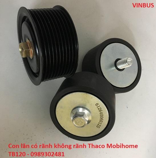 CON LĂN CÓ RÃNH KHÔNG RÃNH THACO MOBIHOME TB120
