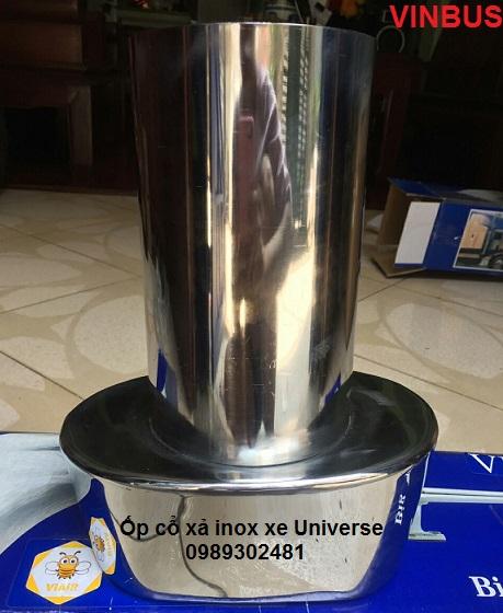 Ốp bô inox Universe