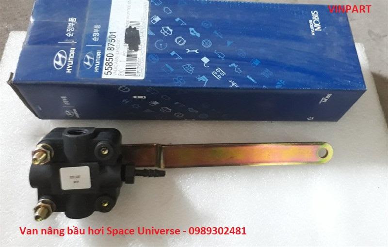 VAN NÂNG BẦU HƠI SPACE UNIVERSE 5585087501