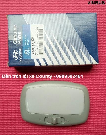 Đèn trần khoang lái County - 928305A150